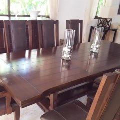 Отель Villa With 3 Bedrooms in Punta Cana, With Private Pool, Furnished Gard питание