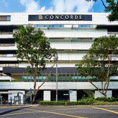 Отель Concorde Hotel Singapore Сингапур, Сингапур - отзывы, цены и фото номеров - забронировать отель Concorde Hotel Singapore онлайн парковка