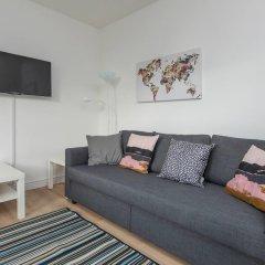 Апартаменты Cosy 1BD Apartment in West Didsbury комната для гостей фото 4