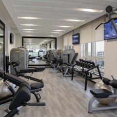 Отель Centro Olaya фитнесс-зал фото 3