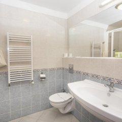 Hotel Babylon Либерец ванная фото 2