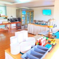 Отель Pranee Amata питание