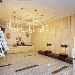 A&Em Corner Sai Gon Hotel интерьер отеля фото 2