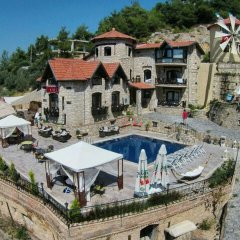 The Stone Castle Boutique Hotel пляж фото 2