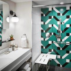 Отель The Darcy Hotel США, Вашингтон - отзывы, цены и фото номеров - забронировать отель The Darcy Hotel онлайн ванная