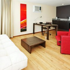 Отель Holiday Inn Express Medellin комната для гостей