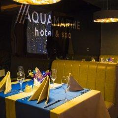 Гостиница AQUAMARINE Hotel & Spa в Курске 4 отзыва об отеле, цены и фото номеров - забронировать гостиницу AQUAMARINE Hotel & Spa онлайн Курск детские мероприятия
