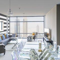 Отель Dream Inn Dubai Apartments - Index Tower ОАЭ, Дубай - отзывы, цены и фото номеров - забронировать отель Dream Inn Dubai Apartments - Index Tower онлайн фитнесс-зал