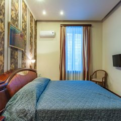 Крон Отель комната для гостей фото 7