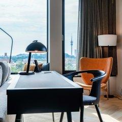 Отель Andaz Munich Schwabinger Tor - a concept by Hyatt балкон