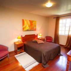 Hotel-rural Estalagem A Quinta Машику комната для гостей фото 5