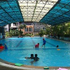 Отель Park Avenue At Huamark Бангкок детские мероприятия