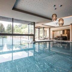 Hotel Bad Fallenbach Горнолыжный курорт Ортлер бассейн