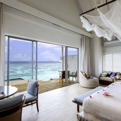 Отель Centara Grand Island Resort & Spa Maldives All Inclusive комната для гостей фото 4