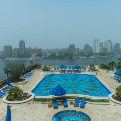 Отель Grand Nile Tower бассейн