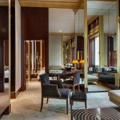 Отель Park Hyatt Paris Vendome гостиничный бар