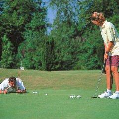 Отель Carat Golf & Sporthotel развлечения