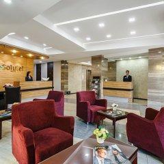 Отель Solutel Hotel Кыргызстан, Бишкек - 1 отзыв об отеле, цены и фото номеров - забронировать отель Solutel Hotel онлайн интерьер отеля фото 3