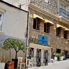 5Tas Boutique Hotel Alacati Чешме вид на фасад