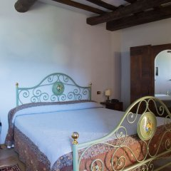 Отель Albergo Villa Cristina Сполето спа фото 2