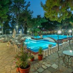Отель Porfi Beach Hotel Греция, Ситония - 1 отзыв об отеле, цены и фото номеров - забронировать отель Porfi Beach Hotel онлайн помещение для мероприятий