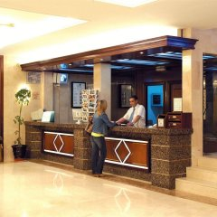 Отель Blue Sea Montevista Hawai Испания, Льорет-де-Мар - 3 отзыва об отеле, цены и фото номеров - забронировать отель Blue Sea Montevista Hawai онлайн интерьер отеля