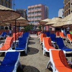Aegean Park Hotel пляж фото 2