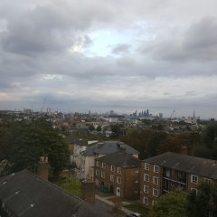 Отель Britannia Hampstead Лондон балкон