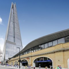 Отель Protem London Bridge городской автобус