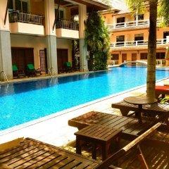 Отель Thanthip Beach Resort с домашними животными