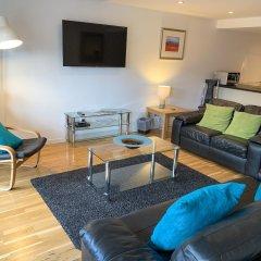 Отель Tolbooth Apartments Великобритания, Глазго - отзывы, цены и фото номеров - забронировать отель Tolbooth Apartments онлайн фото 23