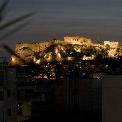 Отель Arethusa Hotel Греция, Афины - 13 отзывов об отеле, цены и фото номеров - забронировать отель Arethusa Hotel онлайн балкон