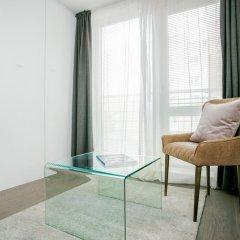Отель Modern 2 Bedroom Flat In Greenwich балкон