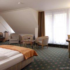 Отель Balance Hotel Leipzig Alte Messe Германия, Ройдниц-Торнберг - 1 отзыв об отеле, цены и фото номеров - забронировать отель Balance Hotel Leipzig Alte Messe онлайн комната для гостей фото 3