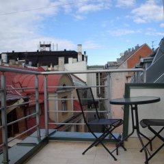 Отель Forums Рига балкон