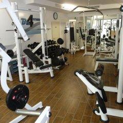 Hotel Aurora фитнесс-зал