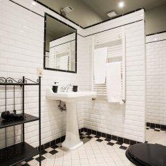 Отель B&B Downtown-BXL Бельгия, Брюссель - отзывы, цены и фото номеров - забронировать отель B&B Downtown-BXL онлайн ванная
