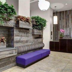 Отель Hilton Garden Inn New York/Manhattan-Chelsea интерьер отеля