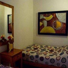 Отель Villas Las Azucenas Мексика, Сиуатанехо - отзывы, цены и фото номеров - забронировать отель Villas Las Azucenas онлайн комната для гостей фото 5