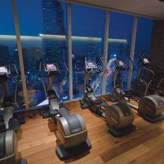 Отель Park Hyatt Seoul фитнесс-зал фото 3