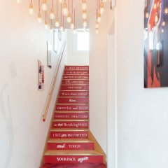 Отель The Notting Hill House - 4 Apartments Великобритания, Лондон - отзывы, цены и фото номеров - забронировать отель The Notting Hill House - 4 Apartments онлайн интерьер отеля фото 2