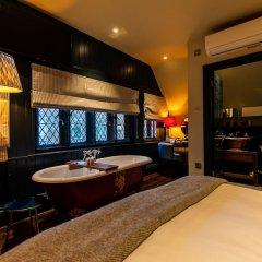 Отель Fox and Anchor ванная