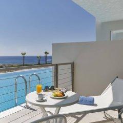 Отель Rodos Princess Beach Родос балкон