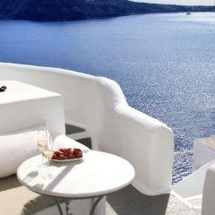 Отель Vip Suites Греция, Остров Санторини - 1 отзыв об отеле, цены и фото номеров - забронировать отель Vip Suites онлайн балкон