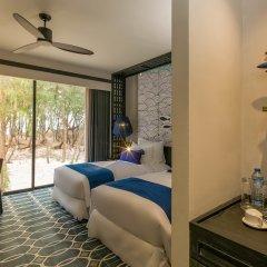 Отель Sol An Bang Beach Resort & Spa комната для гостей фото 5