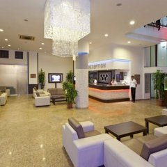 Arabella World Hotel Турция, Аланья - 3 отзыва об отеле, цены и фото номеров - забронировать отель Arabella World Hotel онлайн интерьер отеля фото 2