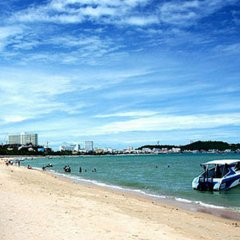 Thai City Palace Hotel пляж