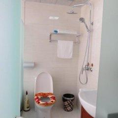 Отель Xi'an Jinfulai Hotel Китай, Сиань - отзывы, цены и фото номеров - забронировать отель Xi'an Jinfulai Hotel онлайн ванная