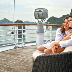 Отель Paradise Elegance Cruise Halong фитнесс-зал