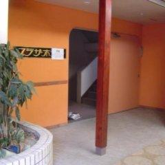 Takasaki Ekimae Plaza Hotel Томиока парковка